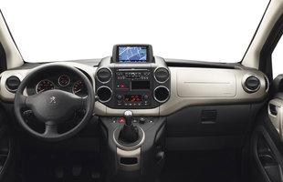Nowy Peugeot Partner Tepee. Wersja po faceliftingu