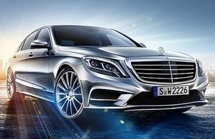 Pierwsze zdjęcie nowego Mercedesa klasy S