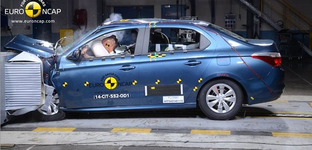 Pogrom w Euro NCAP!