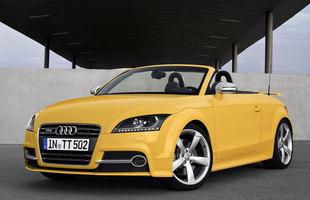 Pół miliona egzemplarzy Audi TT