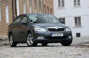 Skoda Octavia to najchętniej kupowany nowy samochód w Polsce