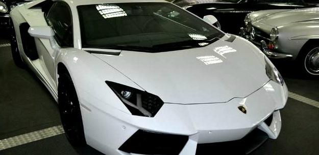 Polak kupił Lamborghini Aventador. Za 1 mln 350 tys. zł!