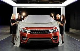 Polska Premiera Range Rover Sport