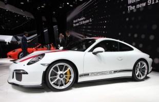 Porsche 911 R. Ekstremalne!