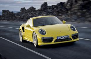 Porsche 911 Turbo i Turbo S po liftingu