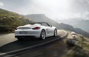 Nowe Porsche Boxster