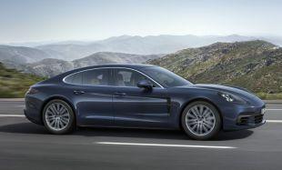 Porsche Panamera. Nowe Silniki V8