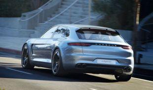 Koncepcyjne Porsche Panamera Sport Turismo