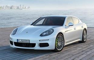 Porsche Panamera, które spala 3,1 l/100 km