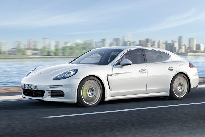 Porsche rozwija napęd hybrydowy