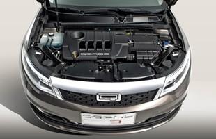 Qoros 3 będzie napędzany silnikiem 1.6 turbo o mocy 156 KM