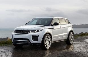 Range Rover po liftingu