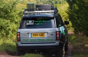 Land Rover Hybrid