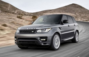 Range Rover Sport. Luksus i sport