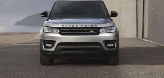 Range Rover Sport z czterema cylindrami!