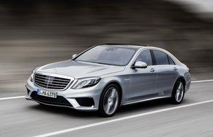 Mercedes klasy S AMG