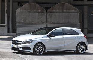 Mercedes klasy A AMG