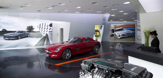 Rekordowy rok Mercedesa AMG