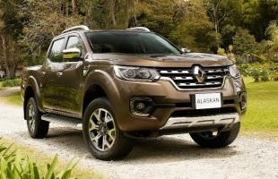 Renault Alaskan bliźniakiem Nissana Navara