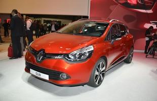 Renault Clio Estate w Paryżu