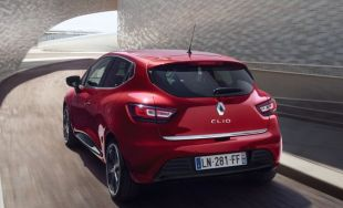 Renault Clio - lifting