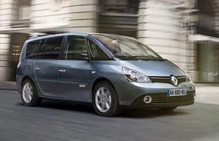 Renault Espace po liftingu