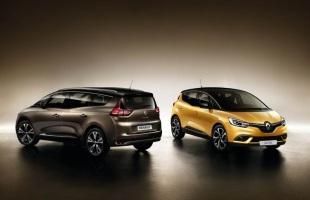 Renault Grand Scenic i Renault Scenic