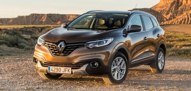 Renault Kadjar wjeżdża do Polski. Ceny