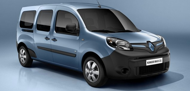 Renault Kangoo po liftingu