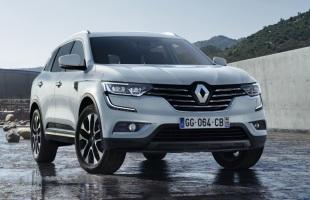 Renault Koleos - nowa generacja!