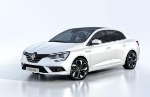Renault Megane Grand Coupe