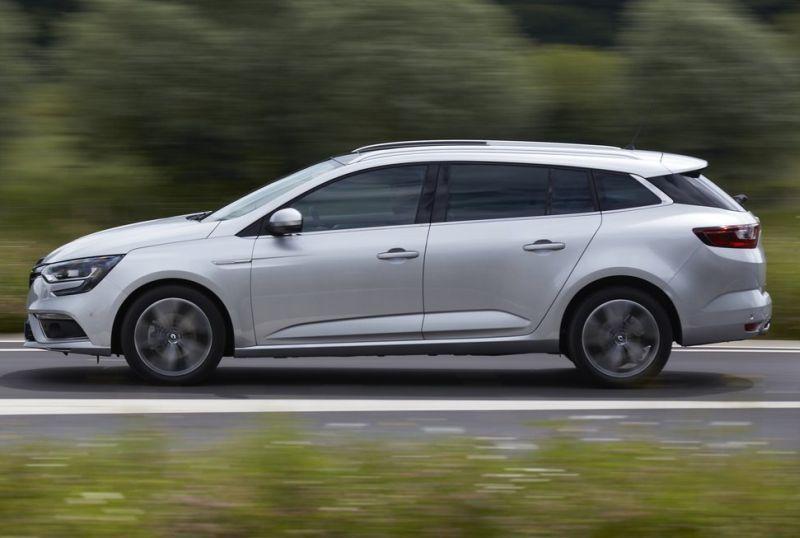 Renault Megane Grandtour - ceny!