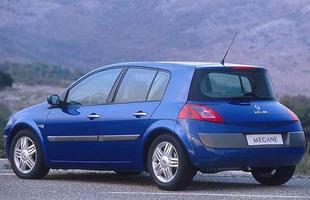 Renault megane II - przyjaciel rodziny?