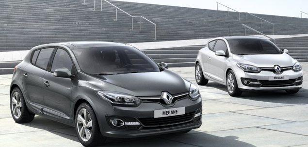 Renault Megane po liftingu