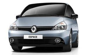 Renault odświeża Espace