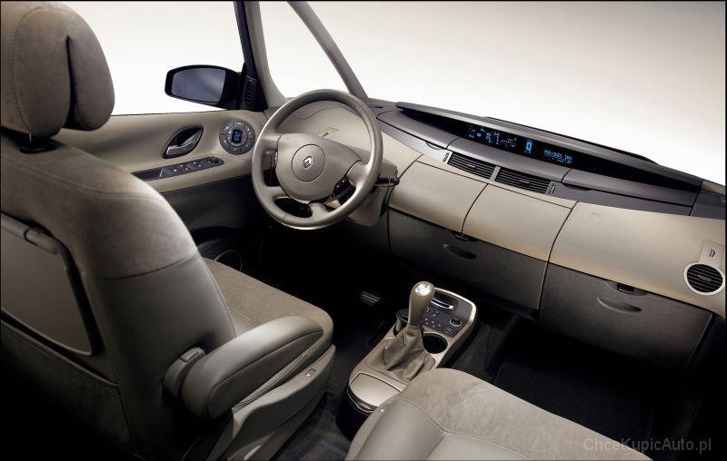 Wn trze espace oferuje ogromn przestrze zdj cie 5 for Renault espace v interieur
