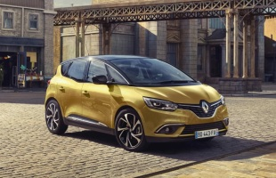 Renault Scenic IV. Pierwsze zdjęcia!