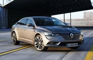Renault Talisman. Ceny