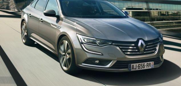 Renault Talisman oficjalnie