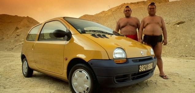 Renault Twingo ma już 20 lat