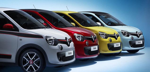 Renault Twingo III - oficjalnie