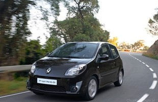 Renault Twingo przed liftingiem
