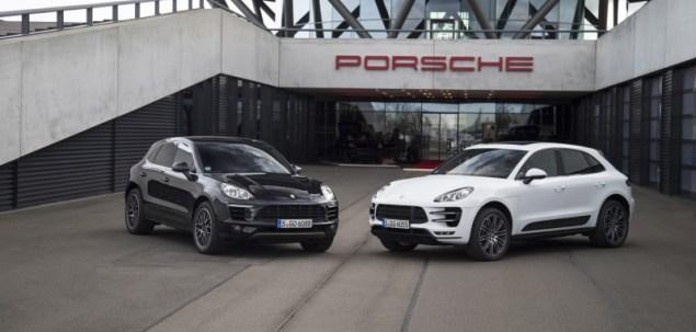 Rok 2015 rekordowy dla Porsche