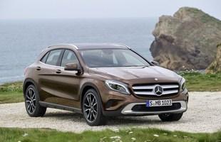 Rusza sprzedaż Mercedesa GLA. Ceny