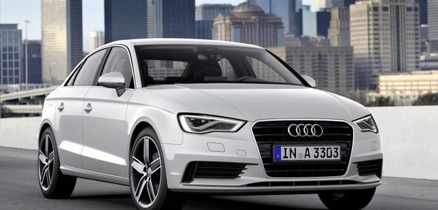Ruszyła produkcja Audi A3 Sedan