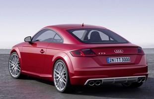 Nowe Audi TT III