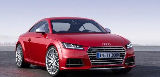 Ruszyła produkcja Audi TT