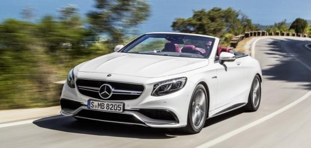 Ruszyła produkcja Mercedesa klasy S Cabriolet