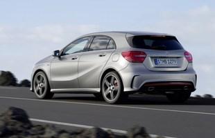 Nowa klasa A rywalizować ma głównie z nowym Audi A3 i BMW serii 1