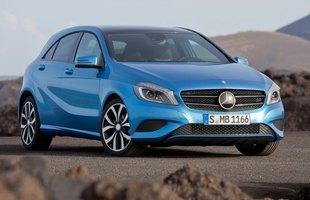 Chociaż w nazwie auta figuruje literka A, Mercedesowi zdecydowanie bliżej do segmentu C